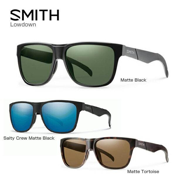 SMITH 〔スミス サングラス〕 LOWDOWN〔ロウダウン〕【送料無料】〔HG〕