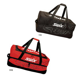 SWIX スウィックス キャスター付バッグ 2020 SG008JA クラムシェルローラーバッグ TSBACA 19-20 NEWモデル〔SA〕
