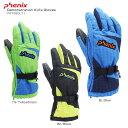 PHENIX 〔フェニックス スキーグローブ キッズ 子供用〕<2018>Demonstration Kid's Gloves PS7G8GL71 〔Sale〕