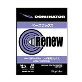 DOMINATOR〔ドミネーターワックス〕 RENEW 〔400g〕 固形