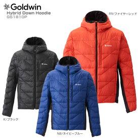 GOLDWIN〔ゴールドウィン ミドルレイヤー〕<2019>Hybrid Down Hoodie G51810P【送料無料】 スキー スノーボード