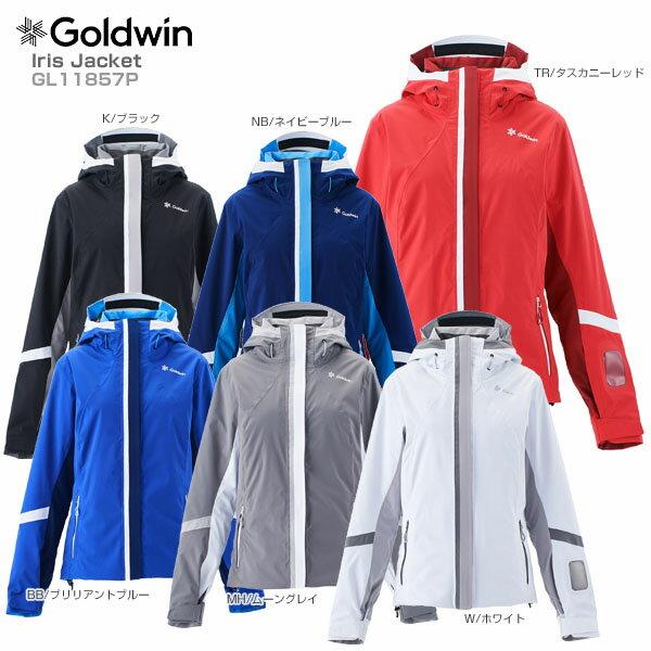 【1000円OFFクーポン配布中】【18-19 NEWモデル】GOLDWIN〔ゴールドウィン スキーウェア ジャケット〕<2019>Iris Jacket GL11857P【送料無料】 スキー スノーボード【MUJI】
