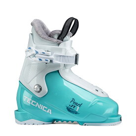 【19-20 NEWモデル】TECNICA 〔テクニカ ジュニア キッズ スキーブーツ〕<2020>JT 1 PEARL〔LIGHT BLUE〕