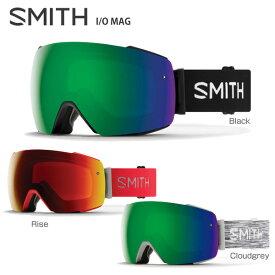 SMITH 〔スミス スキーゴーグル〕<2019>I/O MAG〔アイオーマグ〕【スペアレンズ付】【送料無料】