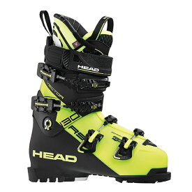 HEAD〔ヘッド スキーブーツ〕<2019>VECTOR RS 130S〔ベクター RS 130S〕/ Yellow / black【送料無料】 メンズ