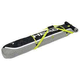 HEAD〔ヘッド 1台用スキーケース〕<2019>SKIBAG/383058〔スキーバッグ〕〔single〕