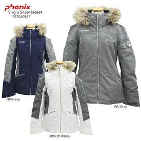 PHENIX〔フェニックス スキーウェア レディース ジャケット〕<2018>Virgin Snow Jacket PS782OT67〔SA〕