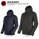 MAMMUT〔マムート スキーウェア〕<2018>Andalo HS Thermo Hooded Jacket Men/1010-25020【送料無料】