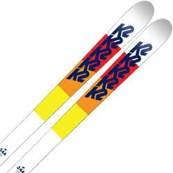 K2〔ケーツー スキー板〕<2019>244〔トゥーフォーフォー〕+ <17>LX 12 YL/BK【金具付き・取付料送料無料】