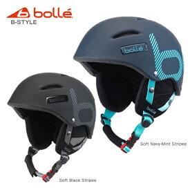 【送料無料】bolle 〔ボレー スキーヘルメット〕<2018>B-STYLE