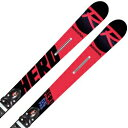ROSSIGNOL ロシニョール ジュニアスキー板 2020 HERO ATHLETE GS PRO R20 PRO + NX JR 10 B73 Black ...