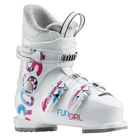 ROSSIGNOL〔ロシニョール ジュニア キッズ スキーブーツ〕<2019>FUN GIRL J3〔ファンガール J3〕〔SA〕 旧モデル 型落ち