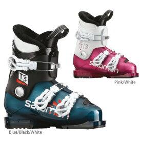 SALOMON サロモン ジュニア スキーブーツ 2020 T3 RT 19-20 〔SA〕