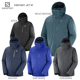 SALOMON〔サロモン スキーウェア ジャケット〕<2019>FANTASY JKT M【送料無料】