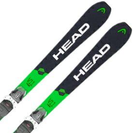 HEAD〔ヘッド スキー板〕<2019>V-SHAPE V11 + PR 11 GW【金具付き・取付送料無料】〔SA〕