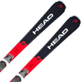 HEAD〔ヘッド スキー板〕<2019>V-SHAPE V6 + PR 11 GW【金具付き・取付料送料無料】〔SA〕