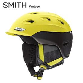 SMITH〔スミス スキーヘルメット〕<2019>Vantage〔バンテージ〕〔Matte Citron/Black〕【boa搭載】【送料無料】
