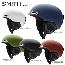 SMITH〔スミス スキーヘルメット〕<2019>Maze〔メイズ〕【ASIAN FIT】【RSS】