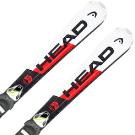 HEAD〔ヘッド ジュニアスキー板〕<2019>SUPERSHAPE TEAM SLR 2 + SLR 4.5 AC【金具付き・取付無料】〔SA〕