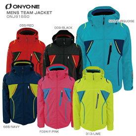 ON・YO・NE〔オンヨネ スキーウェア ジャケット〕<2019>TEAM OUTER JACKET ONJ91550【送料無料】【MUJI】