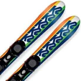 K2 ケーツー ショートスキー板 2020 FATTY ファッティー 金具付き SA 19-20 NEWモデル