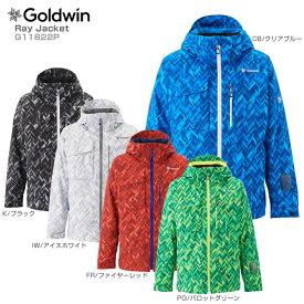 GOLDWIN〔ゴールドウィン スキーウェア ジャケット〕<2019>Ray Jacket G11822P【送料無料】【GARA】