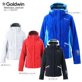 GOLDWIN〔ゴールドウィン スキーウェア レディース ジャケット〕<2019>Melissa Jacket GL11854P【GORE-TEX】【送料無料】【MUJI】