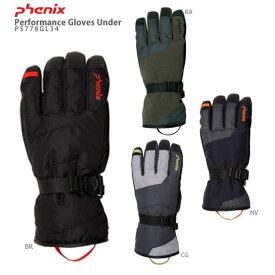 PHENIX 〔フェニックス スキーグローブ〕<2018>Performance Gloves Under PS778GL34