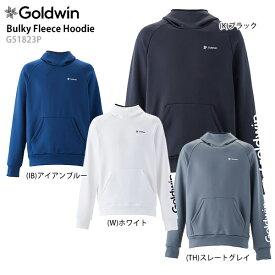 GOLDWIN〔ゴールドウィン ミドルレイヤー〕<2019>Bulky Fleece Hoodie G51823P スキー スノーボード