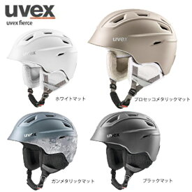 UVEX〔ウベックス スキーヘルメット〕<2019>uvex fierce【RSS】