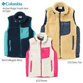 Columbia〔コロンビア スキーウェア キッズ ジュニア〕<2019>Archer Ridge Youth Vest〔アーチャーリッジユースベスト〕PY1001