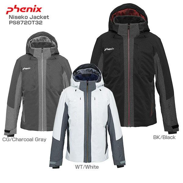 PHENIX〔フェニックス スキーウェア ジャケット メンズ〕<2019>Niseko Jacket〔ニセコジャケット〕PS872OT32【送料無料】【MUJI】