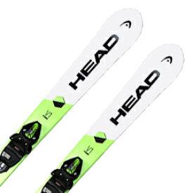 HEAD〔ヘッド ショート スキー板〕<2019>V-SHAPE V1 + SLR 9.0 GW【金具付き・取付送料無料】〔SA〕