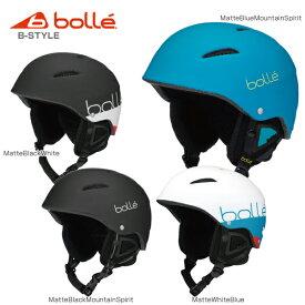 【送料無料】bolle〔ボレー スキーヘルメット〕<2019>B-STYLE