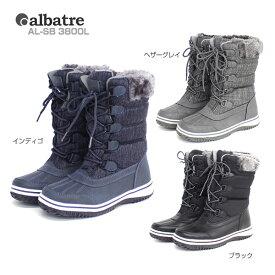 albatre アルバートル レディース スノーシューズ <2021>AL-SB3800L 20-21 NEWモデル 女性用