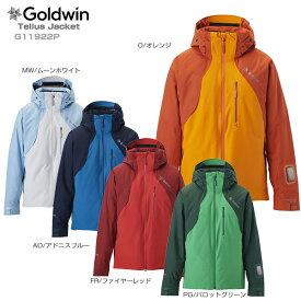 【39ショップ限定!エントリーでP2倍 7/11 01:59まで】GOLDWIN ゴールドウィン スキーウェア ジャケット 2020 Tellus Jacket G11922P GORE-TEX 送料無料 19-20 【X】