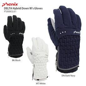 PHENIX〔フェニックス レディース スキーグローブ〕<2019>DELTA Hybrid Down W's Gloves PS888GL61