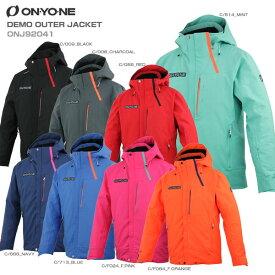 【エントリーで最大24倍!10/25限定】スキー ウェア ON・YO・NE オンヨネ ジャケット 2020 DEMO OUTER JACKET デモアウタージャケット ONJ92041 19-20 旧モデル
