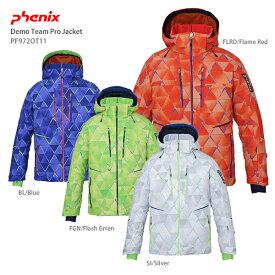 PHENIX フェニックス スキーウェア メンズ ジャケット 2020 Demo Team Pro Jacket PF972OT11【技術選着用モデル】送料無料 19-20 NEWモデル