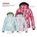 【19-20 NEWモデル】PHENIX〔フェニックス スキーウェア レディース ジャケット〕<2020>Demo Team Pro W's Jacket P…