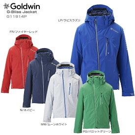 【ポイント5倍!】【19-20早期予約】GOLDWIN〔ゴールドウィン スキーウェア ジャケット〕<2020>G-Bliss Jacket G11914P【F】【送料無料】