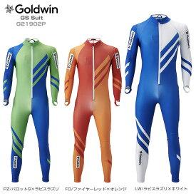 【19-20 NEWモデル】GOLDWIN〔ゴールドウィン スキー ワンピース〕<2020>GS Suit G21902P【F】【送料無料】