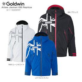 【ポイント5倍!】【19-20早期予約】GOLDWIN〔ゴールドウィン スキーウェア ジャケット〕<2020>Atlas Jacket GB Replica G11928RP【F】【送料無料】