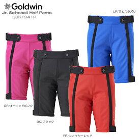 GOLDWIN ゴールドウィン ジュニア ハーフパンツ 2020 Jr. Softshell Half Pants GJ51941P F 19-20