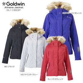 【19-20NEWモデル】GOLDWIN〔ゴールドウィン スキーウェア レディース ジャケット〕<2020>Athena Jacket GL11963P【GORE-TEX】【技術選着用モデル】【F】【送料無料】