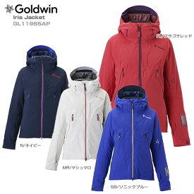 【19-20NEWモデル】GOLDWIN〔ゴールドウィン スキーウェア レディース ジャケット〕<2020>Iris Jacket GL11965AP【技術選着用モデル】【送料無料】