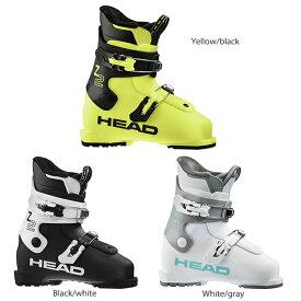 スキーブーツ HEAD ヘッド ジュニア キッズ 子供用 2022 Z2 ゼット2 21-22 NEWモデル