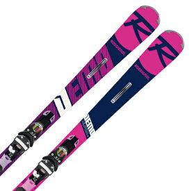 ROSSIGNOL ロシニョール スキー板 2020 DEMO ALPHA Ti KONECT + SPX 12 KONECT GW B80 Black Icon 金具付き・取付送料無料 19-20 NEWモデル