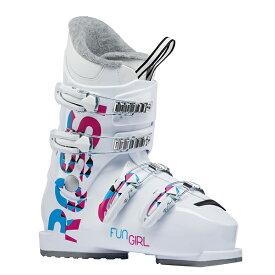 ROSSIGNOL ロシニョール ジュニア スキーブーツ 2020 FUN GIRL J4 ファンガール J4 19-20 〔SA〕