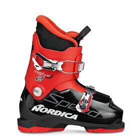 スキーブーツ NORDICA ノルディカ ジュニア キッズ 子供用 2021 SPEEDMACHINE J2 20-21 NEWモデル